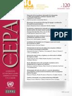 Revista de La Cepal 120