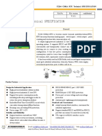 f2264 Cdma Rtu Technical Specification