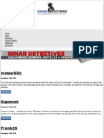Dinar Detectives | Dinar Recaps, Dinar Guru, Iraqi Dinar Updates and News