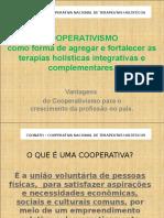 Palestra Sobre Cooperativismo - Gilda