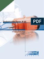 Katalog 822 01 Drehstrom Ip23