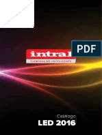 Intral_Catalogo Solucoes LED 2016