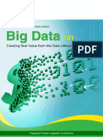 Big Data 101 - Creating Real Value from the Data Lifecycle - Happiest Minds