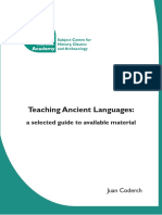 Coderch.Teaching Ancient Languages.pdf