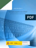¡DIGITALÍZA-T! Guía para facilitar a las Entidades Locales el cumplimiento de las obligaciones digitales de las Leyes 39 y 40/2015 Uso de las herramientas tecnológicas de la DTIC