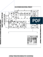 GAMBAR MEP+Pondasi Rumah Dinas PLTD Taman-Model