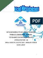 Proposal Kkn