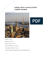 10 capitale europene