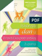 Iskoristi dan u Virovitičko podravskoj županiji (2016.)