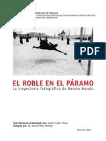 El Roble en el Páramo - La trayectoria fotográfica de Ramón Masats