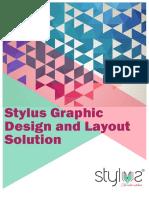 Graphic Design Datasheet