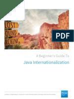 A Beginner's Guide to Java Internationalization