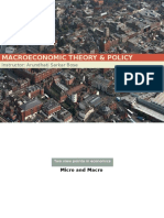 session 1:Macroeconomics