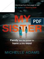 My Sister by Michelle Adams (preview)