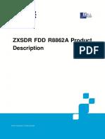 ZTE FDD R8862A Product Description