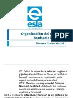 3. Organización Del Sistema Sanitario Español