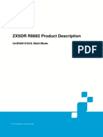 ZXSDR R8882 Product Description