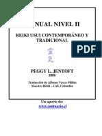 Reiki Usui Nivel II