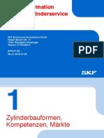 SKF Economos Hydraulik-Zylinder-Service Präsentation