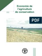 Economie de lagriculture de conservation