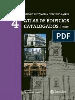 Atlas de edificios catalogados 4