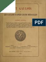 L'art gaulois ou Les Gaulois d'après leurs médailles. [Pt. 1] / par Eugène Hucher