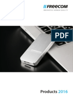 Catalogue Freecom Products 2016