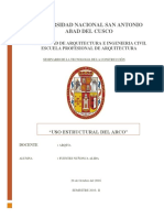 Ensayo_uso Estructural Arco