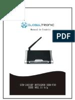 GTR2401 Roteador Sem-Fio 0102