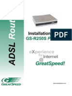 GreatSpeed GS-1540G