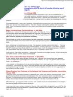 inquiry into gulf war illnesses - vaccinations etc