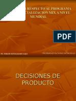 s9 Decisiones de Producto