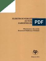 Korniluk W-Elektroenergetyczna Automatyka Zabezpieczeniowa-2012 -Poprawiona