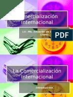 La Comercialización Internacional
