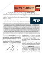 Asian Journal of Chemistry - Taj Pharmaceuticals Ltd.