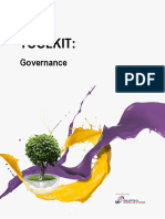 Toolkit on Governance - Final