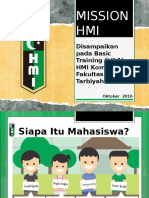 Mission HMI