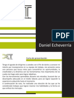 Portafolio Daniel ECheverria