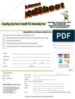 2017 FSA Seed Shoot Reg and Sponsorship Form