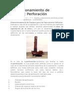 Dimensionamiento de Equipos Perforación.docx