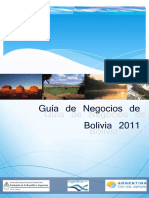 Guia Bolivia 2011