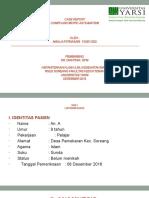 Ppt Case Report Miopia Lia
