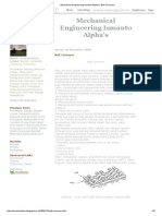 Mechanical Engineering Ismanto Alpha'S_ Belt Conveyor