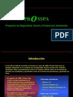 Proyecto de Seguridad-salud y Ambiente