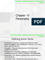 Chapter10 Personality