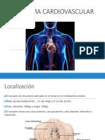 Sistema Cardiovascular 2016