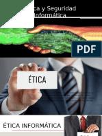 Etica Y Seguridad Informatica Ppt