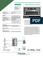 Triconex FTA-MUX Cards - HPTB/32/TR-AI-01