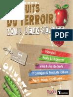 Guide des Produits Terroir nord Deux-Sèvres 2017