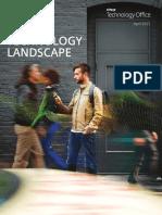 2020 Technology Landscape